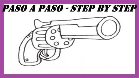 Miles de dibujos para colorear y pintar de zootrópolis, de tus personajes y dibujos favoritos! Como dibujar una Pistola paso a paso l How to draw a Gun step y step - YouTube