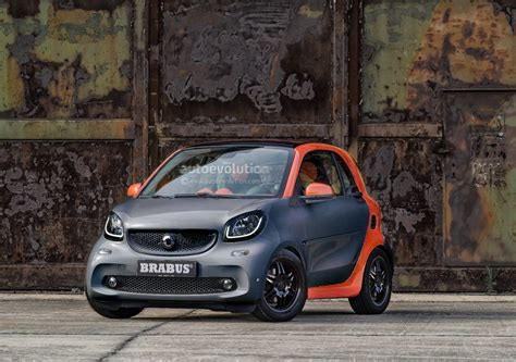 2015 Smart Fortwo By Brabus
