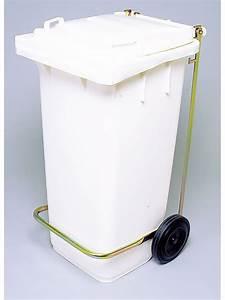 Poubelle 120 Litres : poubelle roulante 120 litres ~ Melissatoandfro.com Idées de Décoration