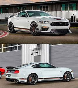 2021 Ford Mustang Mach 1 Officially Unveiled, Packs 480HP V8 – TechEBlog