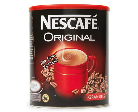 750g cuisine nescafe coffee granules 750g tub wholesale supplier