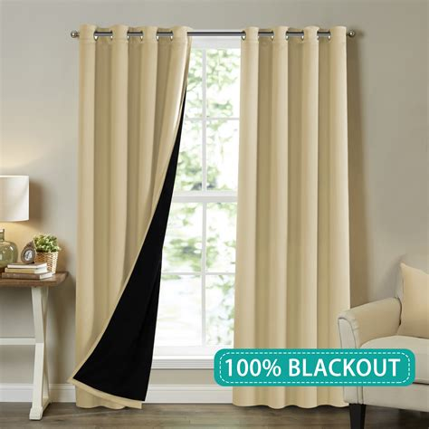 faux silk lined curtains for living room window curtains