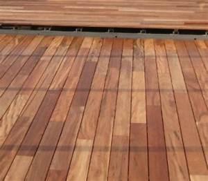 Lame Terrasse Bois Exotique : jardin piscine bois lames de terrasse en tigger wood ~ Dailycaller-alerts.com Idées de Décoration