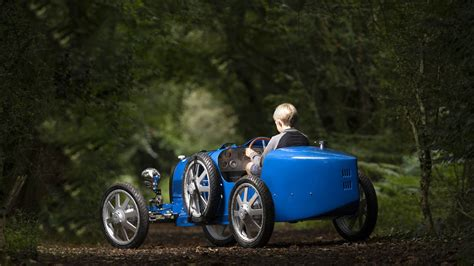 Back in 1926, bugatti founder's ettore and his oldest son, jean, created a. Bugatti Baby II sold out in three weeks - SlashGear