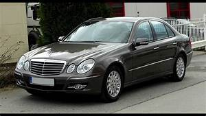 Buying Review Mercedes Benz E Class  W211  2003