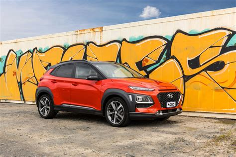 hyundai kona brings   urban intrepids