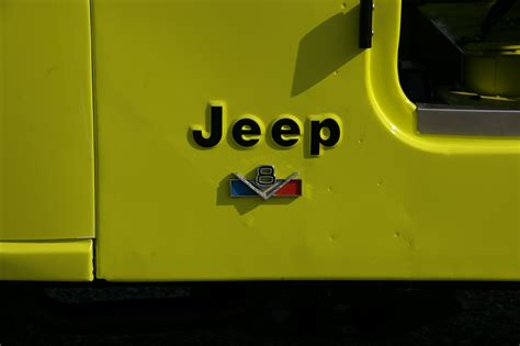 amc jeep emblem tell me if you guys think this sounds cool ecj5