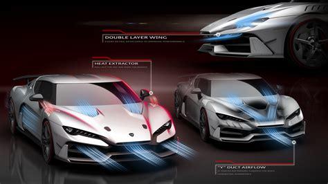 italdesign launches   branded zerouno  supercar