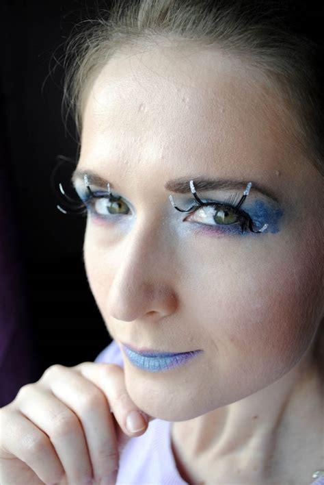 men alien makeup idea  halloween  costume party