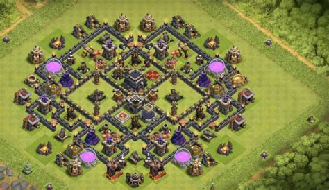 12 new farming layouts th9 for clash of th7 to th11 farming trophy war base layouts for june 12 n