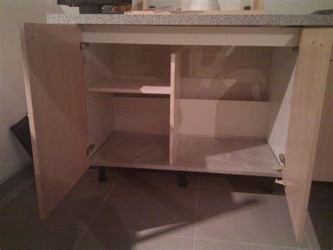 cuisine au lave vaisselle meuble sous evier tiroir obasinc com