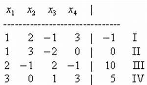 Matrix 1 Berechnen : matrix vektor form von gleichungssystemen ~ Themetempest.com Abrechnung