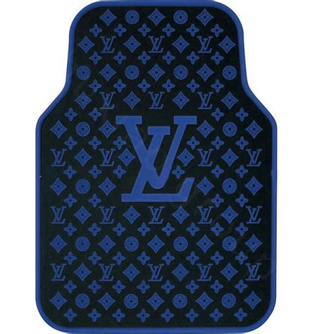 car floor mats buy wholesale high quality lv louis vuitton classic universal auto carpet car floor mats rubber