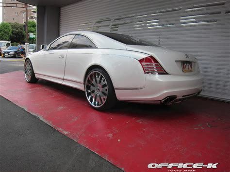 Xenatec And Office-k Showcase Maybach 57s Coupe