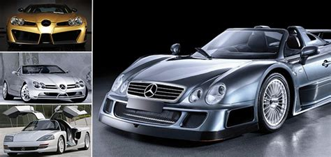 Top 10 Most Expensive Mercedes-benz In The World