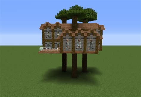 jungle tree house grabcraft  number  source