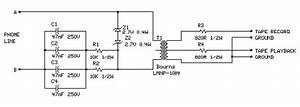 Telephone Line Audio Interface Circuits
