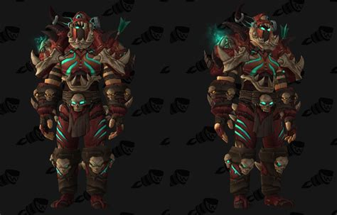 hunter armor tier wow preview wowhead