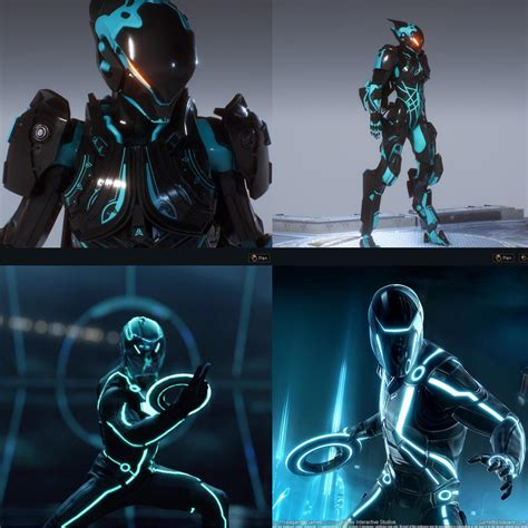 Another Interceptor Inspired by Tron: Legacy : Fashionlancers
