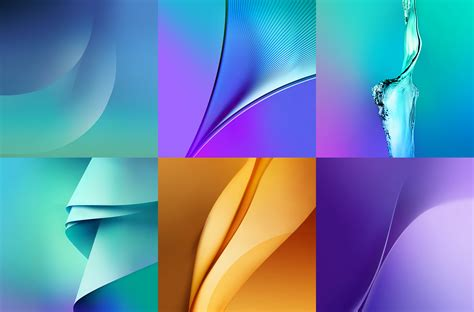 Download: 6 high-res wallpapers from the Samsung Galaxy Note 5
