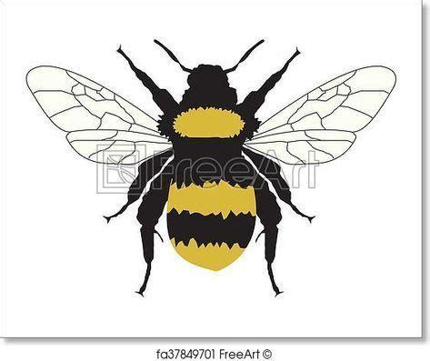 Free art print of Bee Bee art Art prints Free art prints