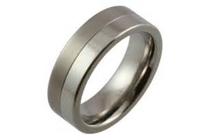 wedding bands wedding bands titanium - Titanium Wedding Rings For