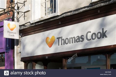 Thomas Cook Logo High Resolution Stock Photography and ...