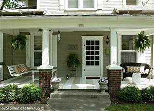 Small Front Porch Decorating Photo Front Porch Designs For Minimalist House