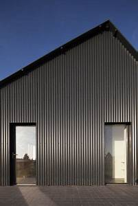 Bardage Façade Maison : facade bardage metallique noir cladding facade bardage in 2019 house cladding metal ~ Nature-et-papiers.com Idées de Décoration