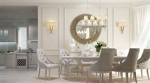 decoration salle manger luxe With decoration salle a manger design