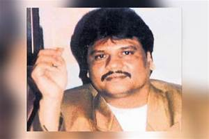 On the run for decades, India's most wanted gangster ...