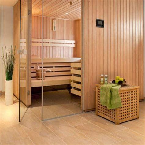Sauna Für Zuhause by 54 Besten Sauna Zu Hause Bilder Auf Badezimmer