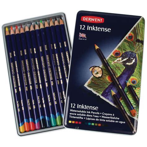 derwent inktense pencils ken bromley art supplies