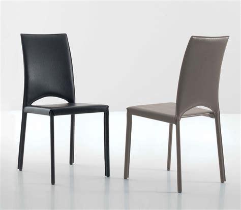 chaise de cuisine design chaise de salle à manger en simili cuir vente en ligne
