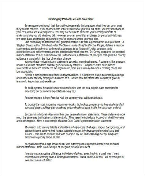 free 34 statement exles in doc exles