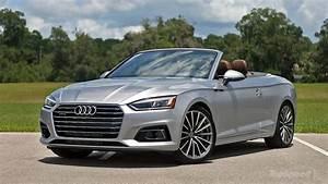 Audi A 5 Coupe : 2018 audi a5 cabriolet driven top speed ~ Medecine-chirurgie-esthetiques.com Avis de Voitures