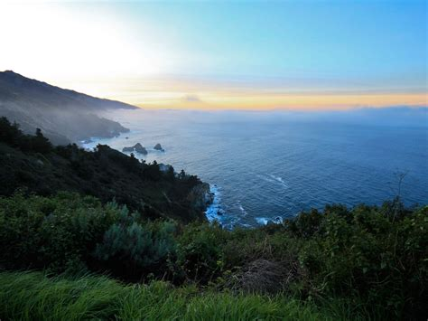 Also for mobile and tablet. big sur sunrise-Natural scenery HD Wallpaper Preview | 10wallpaper.com