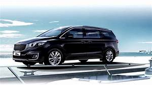 Kia Grand Carnival Mpv Spotted In India For The First Time