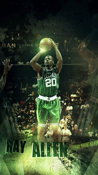 Allen Ray Wallpapers Player Walter Basketball Iphone