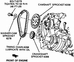 1999 Ford Escort How To Replace Timing Chain