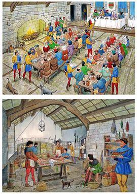 la cuisine au moyen age recettes de sauces médiévales cuisine française