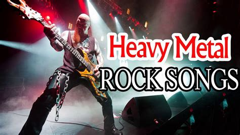 Top 100 Heavy Metal Rock Songs of all Time Greatest
