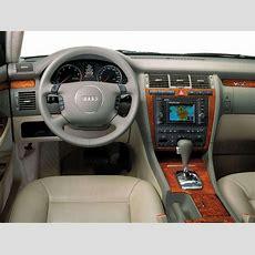 Interior Audi A8 L 60 Quattro (d2) '012001092002