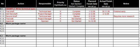action plan format  excel strategic planning excel