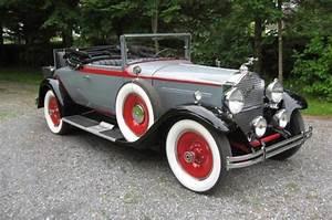1930 Packard 733 Manual Convertible Frame Off Restoration