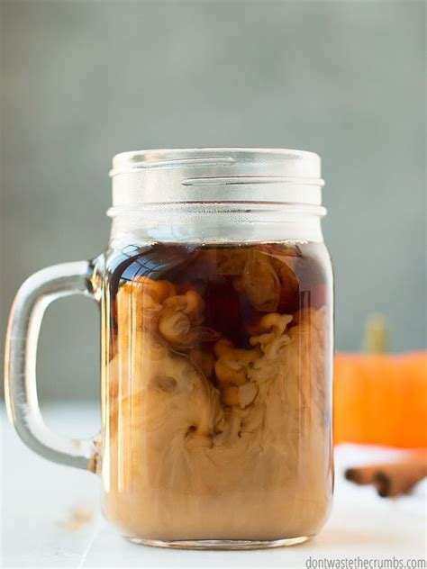 Homemade Pumpkin Spice Coffee Creamer (Coffee Mate Copycat Recipe)