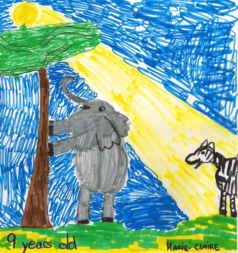goparoo kids childrens travel drawings goparoo