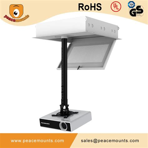 Ceiling Equipment by False Ceiling Equipment Locking Storage With