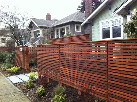 Fences Serve Numerous Purposes