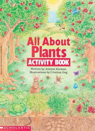 plants activity book  justine korman fontes